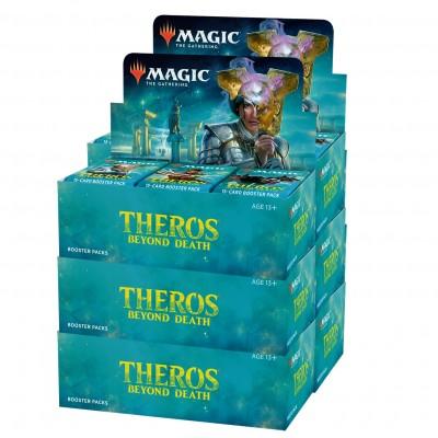 Boites de Boosters Magic the Gathering Theros Beyond Death - Lot de 6