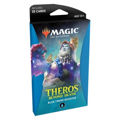 Boosters Magic the Gathering Theros Beyond Death - Theme Booster Blue