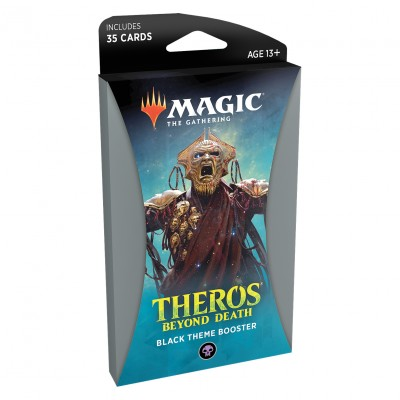 Boosters Theros Beyond Death - Theme Booster Black