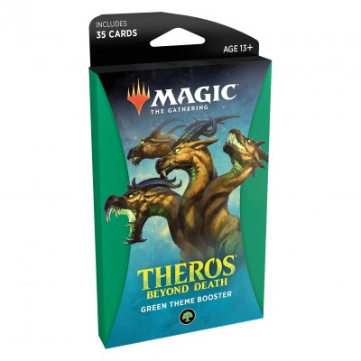 Boosters Magic the Gathering Theros Beyond Death - Theme Booster Green