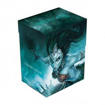 Boites de rangement illustrées  Deck Box - Court of the Dead - Death's Siren