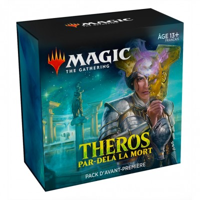 Booster Magic the Gathering Theros par-delà la mort - Pack d'Avant Première