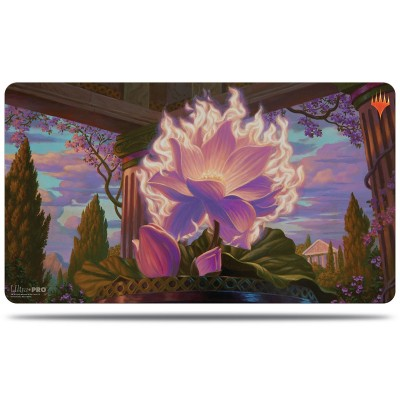 Tapis de Jeu Magic the Gathering Theros par-delà la mort - Playmat - V5 - Lotus de Nyx