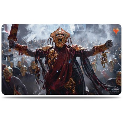 Tapis de Jeu Magic the Gathering Theros par-delà la mort - Playmat - V6 - Tymaret, élu parmi les morts