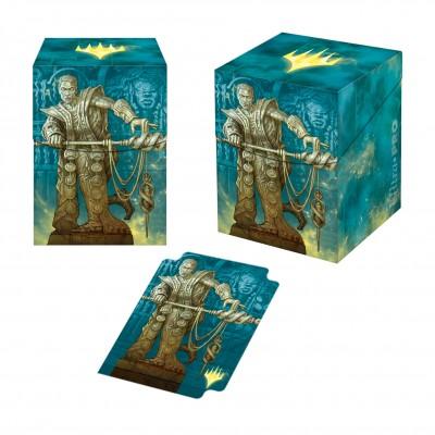 Boite de Rangement Theros par-delà la mort - Deck Box 100+ - V5 - Calix, main de la destinée - Version Alternative