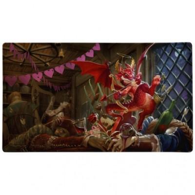 Tapis de Jeu  Play Mat - Valentine 2020 Dragon