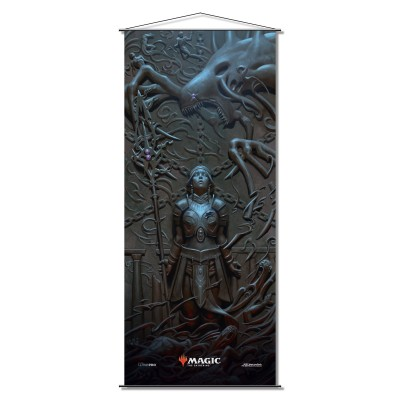 Décoration Magic the Gathering Theros par-delà la mort - Wall Scroll - Elspeth's Nightmare