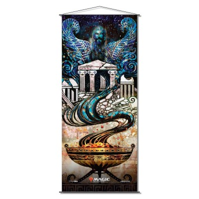Décoration Magic the Gathering Theros par-delà la mort - Wall Scroll - Medomai's Prophecy