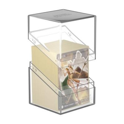 Boite de Rangement  Deck Case - Boulder 100+ - Transparent