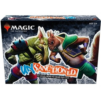 Coffret Magic the Gathering Unsanctioned