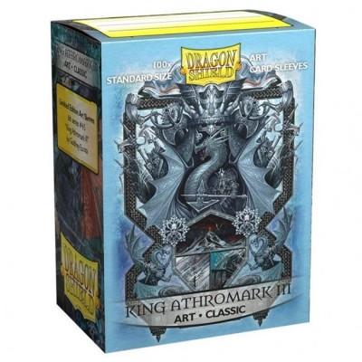 Protèges Cartes illustrées 100 pochettes - King Athromark III Coat of Arms