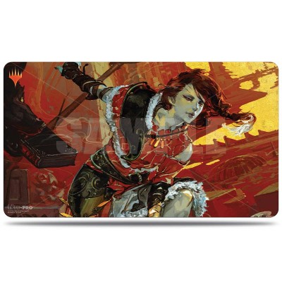 Tapis de Jeu Magic the Gathering La Guerre des Planeswalkers - Alternate Art Arlinn Kord