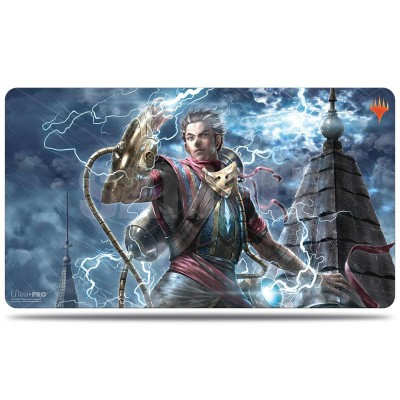 Tapis de Jeu Magic the Gathering La Guerre des Planeswalkers - Alternate Art Ral Zarek