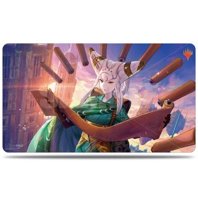 Tapis de Jeu Magic the Gathering La Guerre des Planeswalkers - Alternate Art Tamiyo