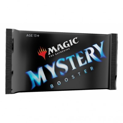 Booster Mystery Booster