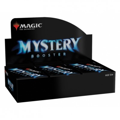 Boites de Boosters Mystery Booster