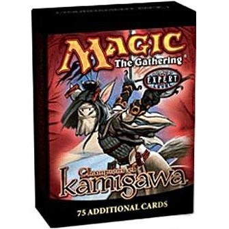 Decks Magic the Gathering Guerriers de Kamigawa - Starter