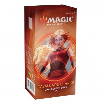 Deck Magic the Gathering Challenger Deck 2020 - Cavalcade Charge