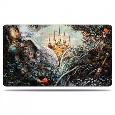 Tapis de Jeu Magic the Gathering Le Trône d'Eldraine - Playmat - Enchantment