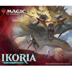 Collection Complète Magic the Gathering Ikoria La Terre des Béhémoths - Set Complet