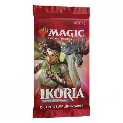 Booster Magic the Gathering Ikoria La Terre des Béhémoths
