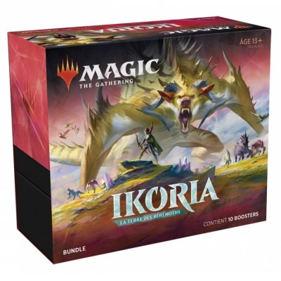 Coffrets Magic the Gathering Ikoria La Terre des Béhémoths - Bundle