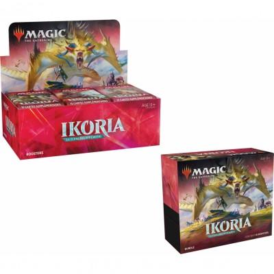 Offres Spéciales Magic the Gathering Ikoria La Terre des Béhémoths - Small Pack : Boite VF + Bundle VF