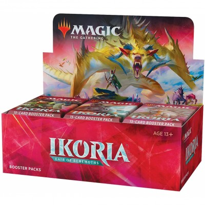 Boite de Boosters Magic the Gathering Ikoria Lair of Behemoths - 36 Draft Boosters