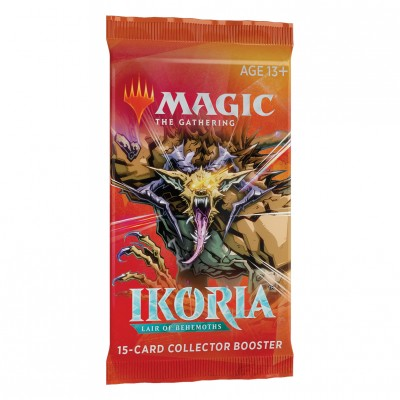 Boosters Ikoria Lair of Behemoths - Collector Booster