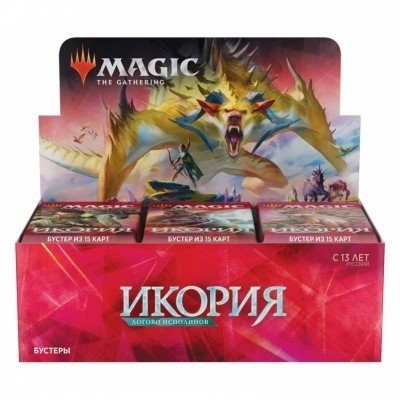 Boites de Boosters Magic the Gathering Ikoria Lair of Behemoths