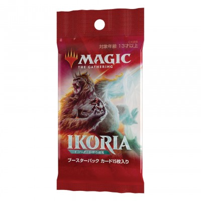 Booster Magic the Gathering Ikoria Lair of Behemoths