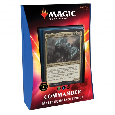 Decks Magic the Gathering Commander 2020 - Maelstrom Esotérique