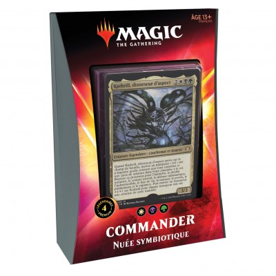 Deck Magic the Gathering Commander 2020 - Nuée Symbiotique