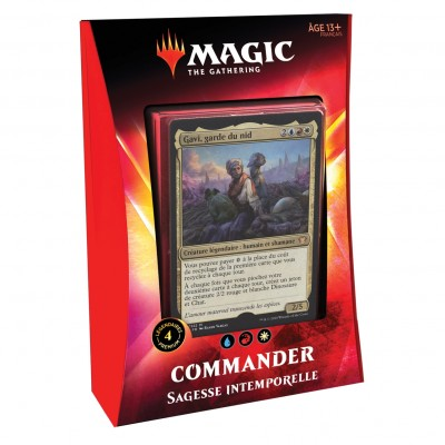 Decks Commander 2020 - Sagesse Intemporelle