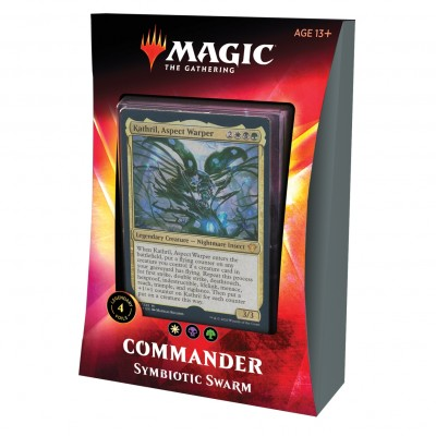 Deck Magic the Gathering Commander 2020 - Symbiotic Swarm