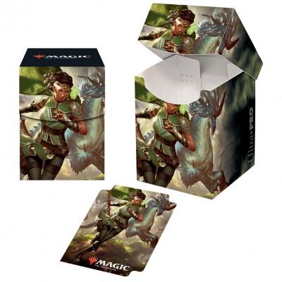 Boites de rangement illustrées Ikoria La Terre des Béhémoths - Deck Box 100+ - V2 - Vivien