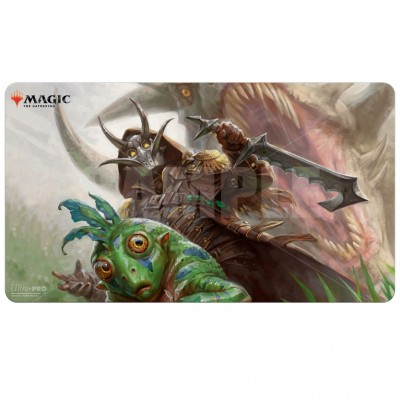 Tapis de Jeu Magic the Gathering Ikoria La Terre des Béhémoths - Playmat - V1 - Proie facile