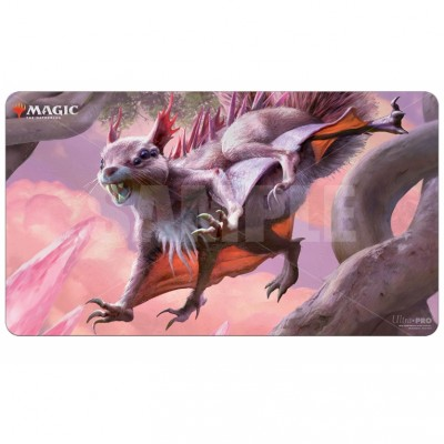 Tapis de Jeu Magic the Gathering Ikoria La Terre des Béhémoths - Playmat - V3 - Planeur de spiracacia
