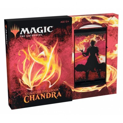 Coffrets Magic the Gathering Signature Spellbook: Chandra
