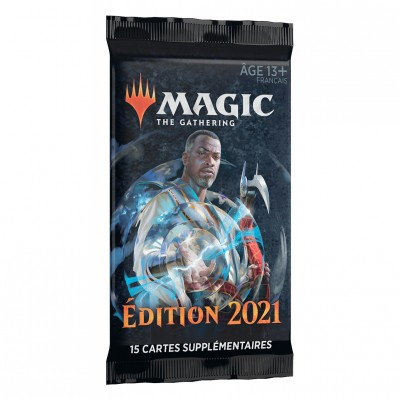 Boosters Magic the Gathering Edition de Base 2021