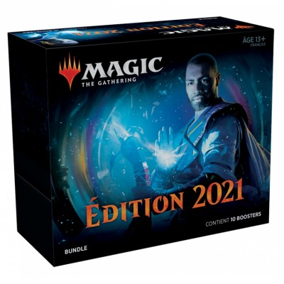 Coffrets Magic the Gathering Edition de Base 2021 - Bundle