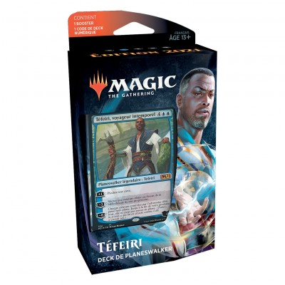 Decks Magic the Gathering Edition de base 2021 - Planeswalker - Téfeiri