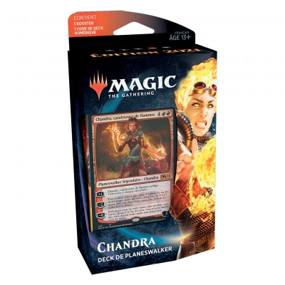 Deck Magic the Gathering Edition de base 2021 - Planeswalker - Chandra