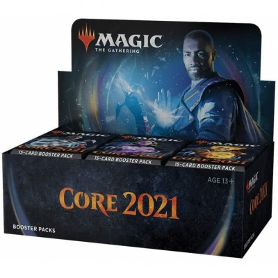 Boite de Boosters Magic the Gathering Core Set 2021 - 36 Drafts Boosters