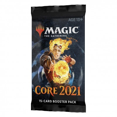 Boosters Core Set 2021