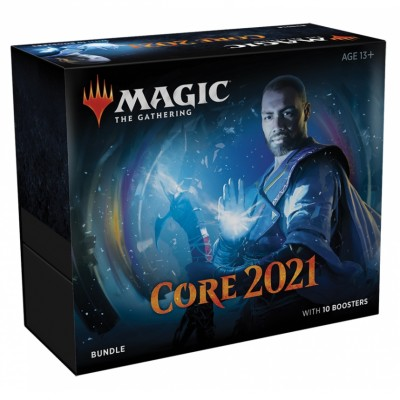 Coffrets Magic the Gathering Core Set 2021 - Bundle