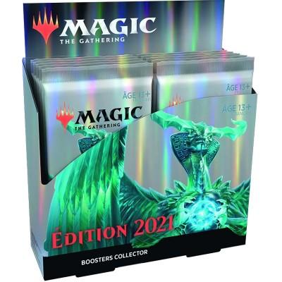 Boite de Boosters Magic the Gathering Core Set 2021 - 12 Collector Boosters
