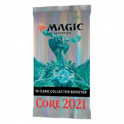 Boosters Magic the Gathering Core Set 2021 - Collector Booster