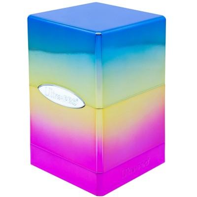 Boite de Rangement  Satin Tower - Hi-Gloss Rainbow
