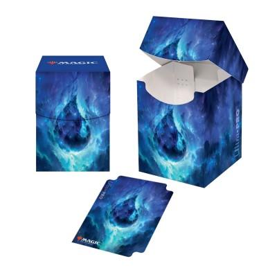 Boite de rangement illustrée Celestial - Deck Box 100+ - Island